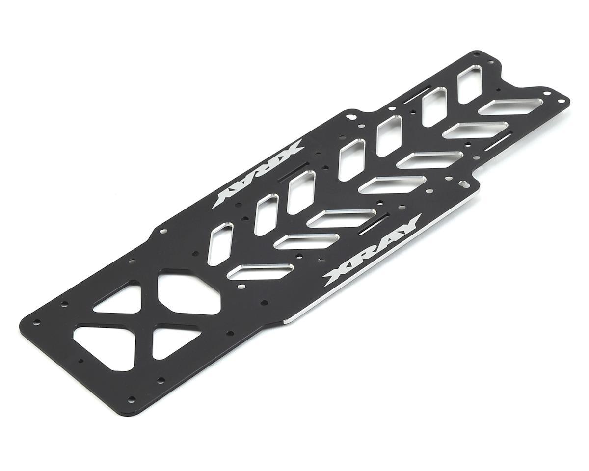 XRAY X10 2018 2.0mm Aluminum Flex Chassis