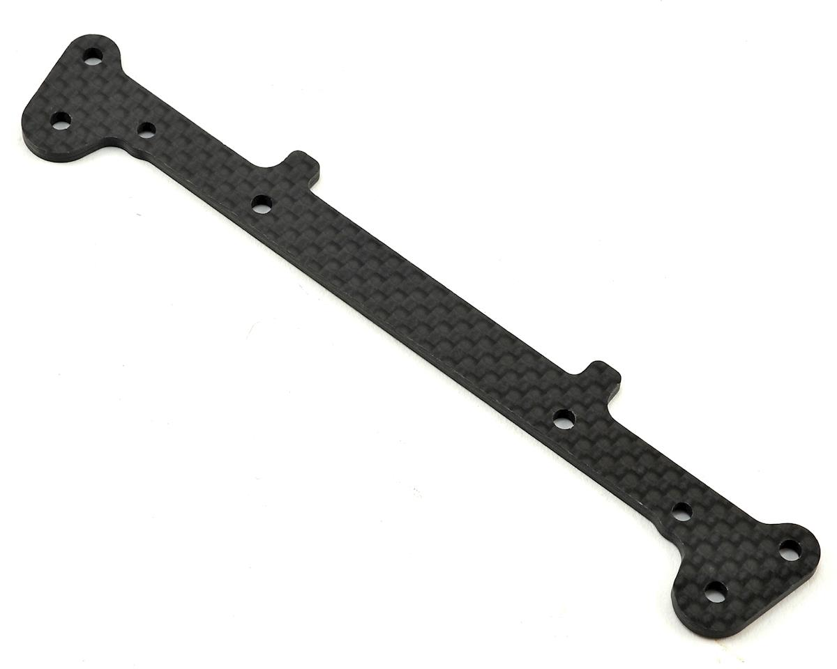 X10 2018 2.5mm Graphite Rear Brace by XRAY
