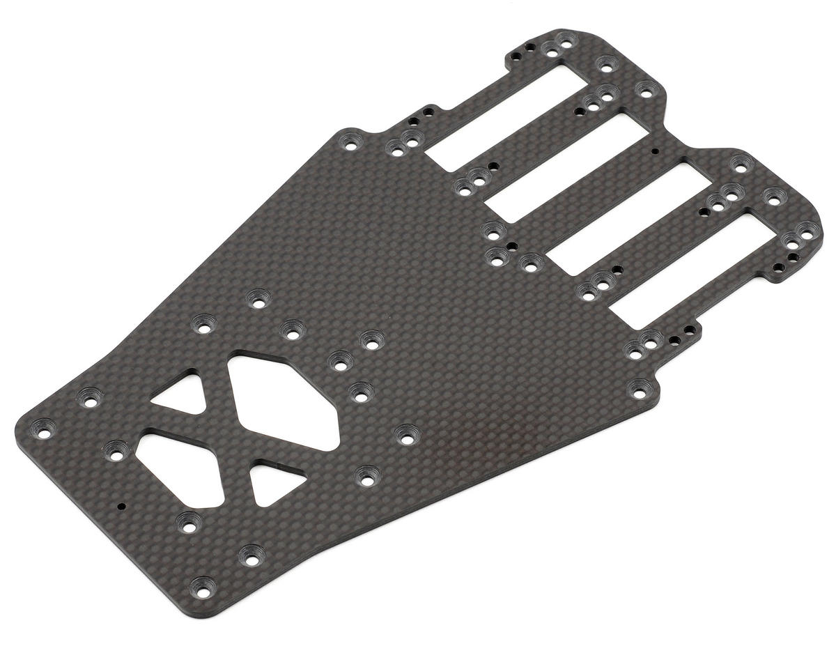XRAY 2.5mm Graphite XII Link Chassis