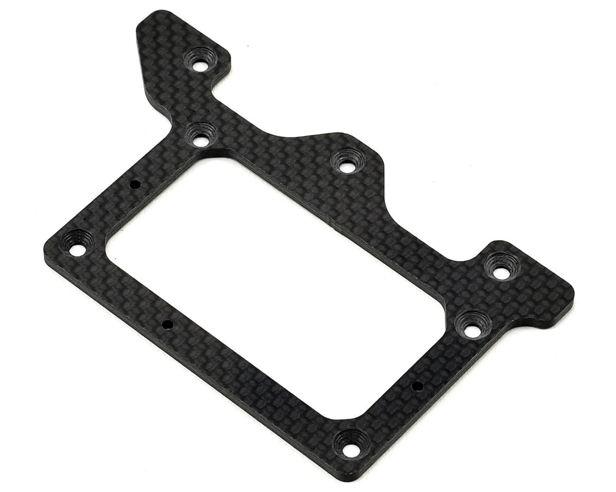 XRAY 2.5mm Graphite Rear Pod Lower Plate