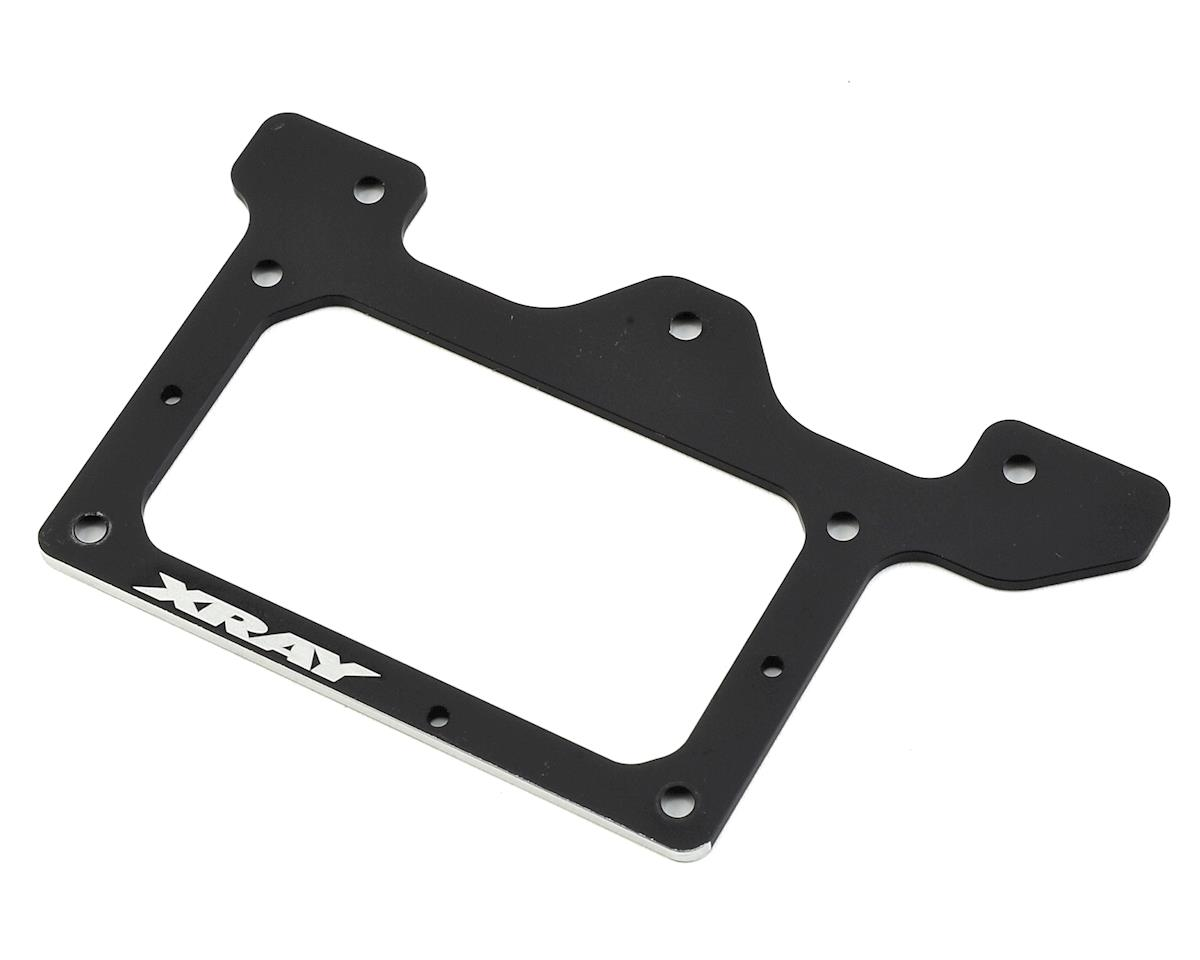 XRAY 2.0mm Aluminum X10 2018 Rear Pod Lower Plate