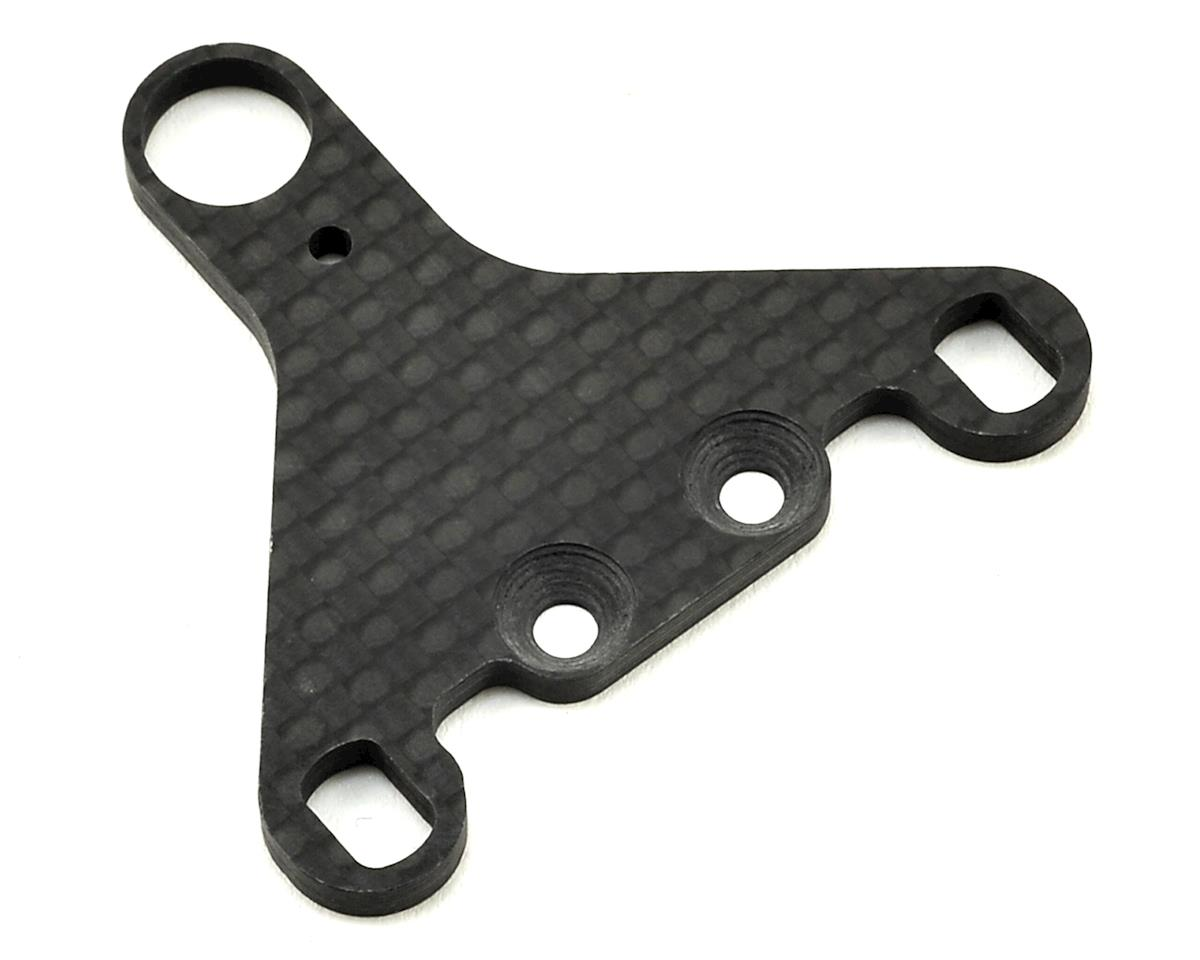 X12 US Graphite Lower Suspension Arm (Left) by XRAY