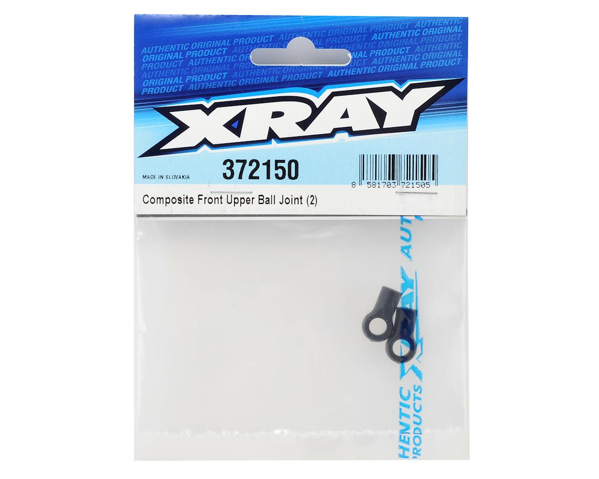 XRAY Composite Front Upper Ball Joint (2)