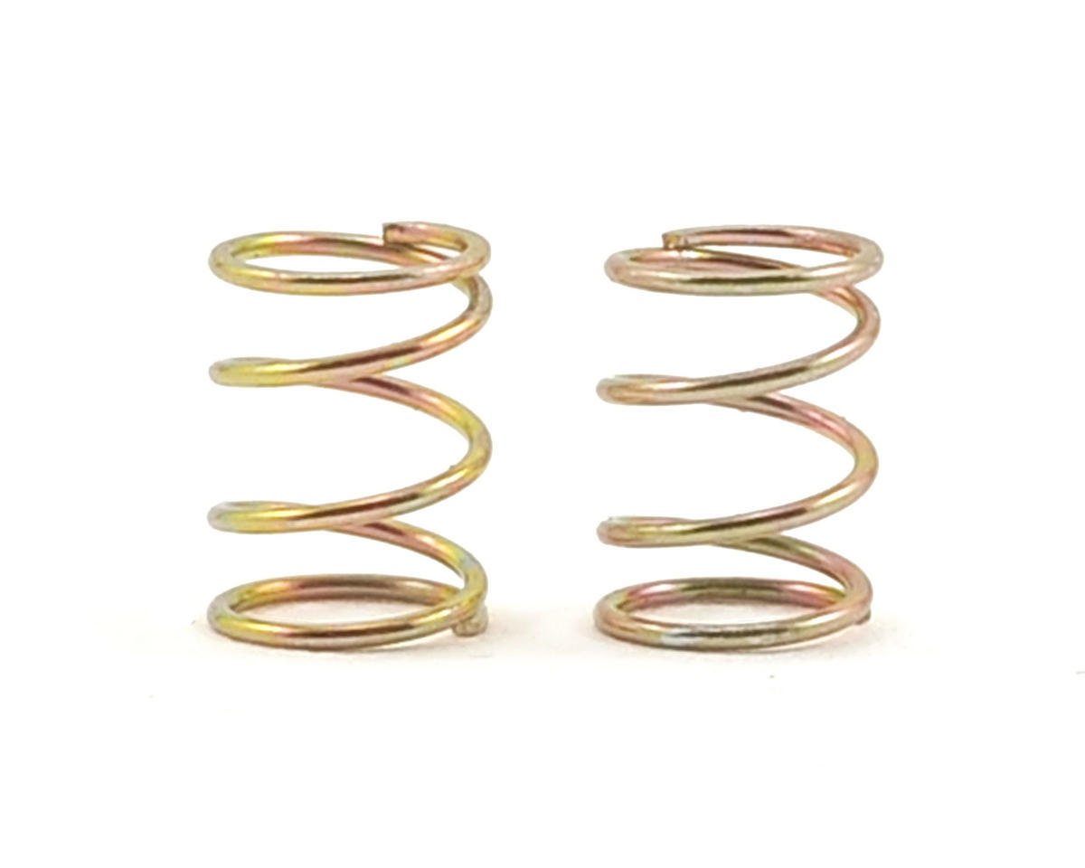 X12 Shock Spring (Gold/C=1.5) (2) by XRAY