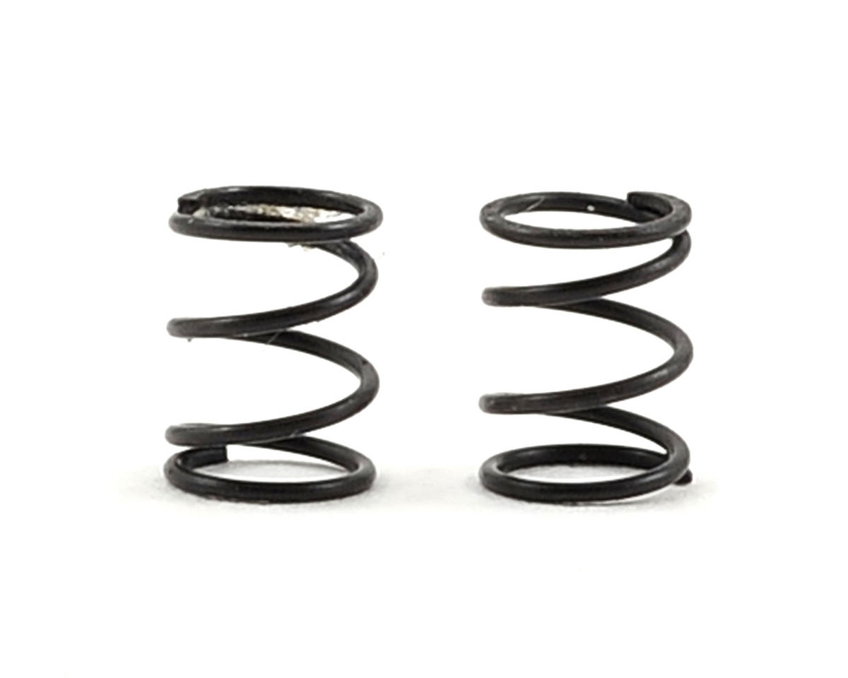 X12 Shock Spring (Black/C=2.5) (2) by XRAY