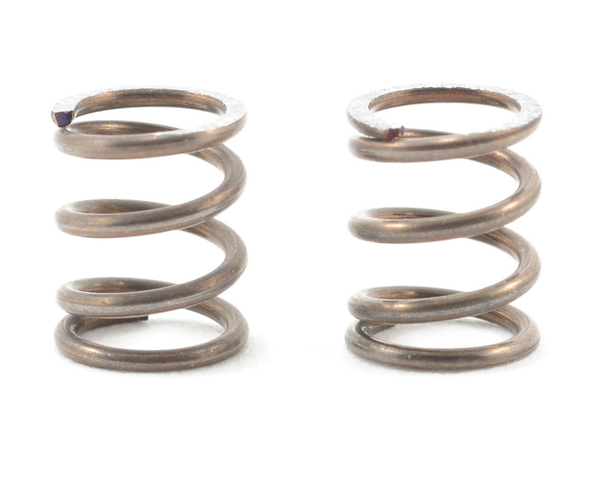 XRAY Front Coil Spring C = 6.0 (Gray) (2)