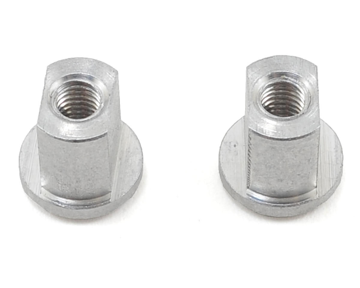 0.0mm Aluminum Eccentric Bushing (2) by XRAY