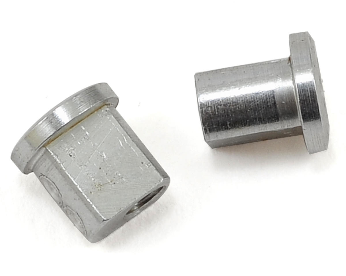 1.0mm Aluminum Eccentric Bushing (2) by XRAY