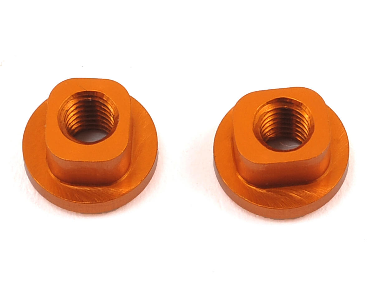 XRAY X1 Aluminum 1 Dot Bushing Set (2) (Camber 1.5-2°)
