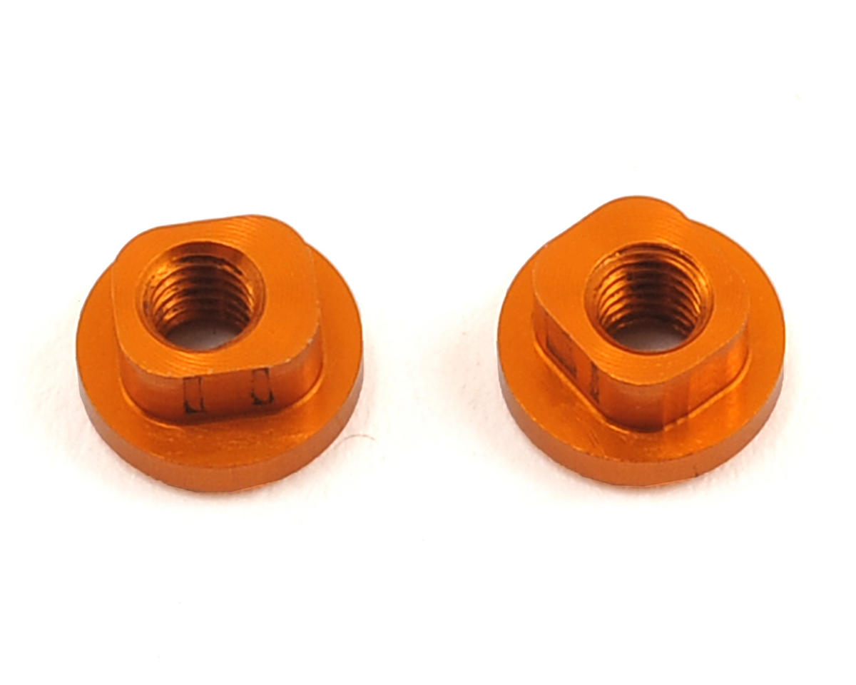 X1 Aluminum 2 Dot Bushing (Camber 1-2.5) (2) by XRAY
