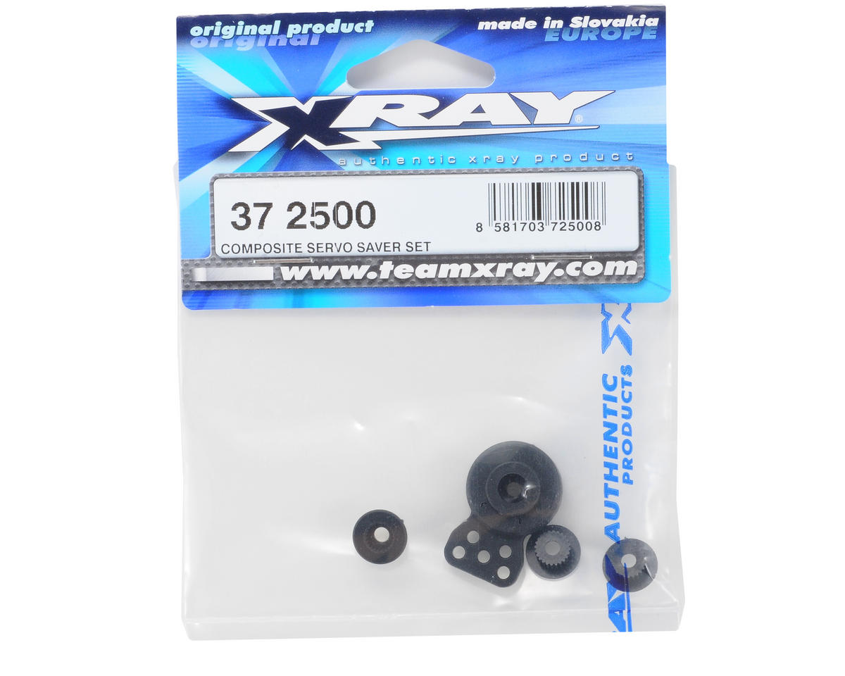 XRAY Composite Servo Saver Set