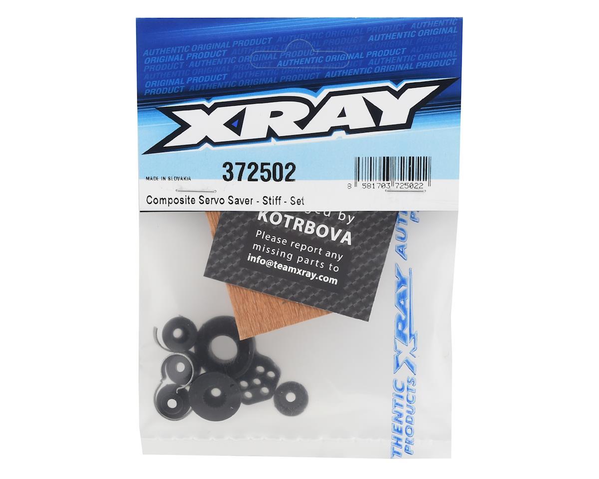 XRAY Stiff Composite Servo Saver Set