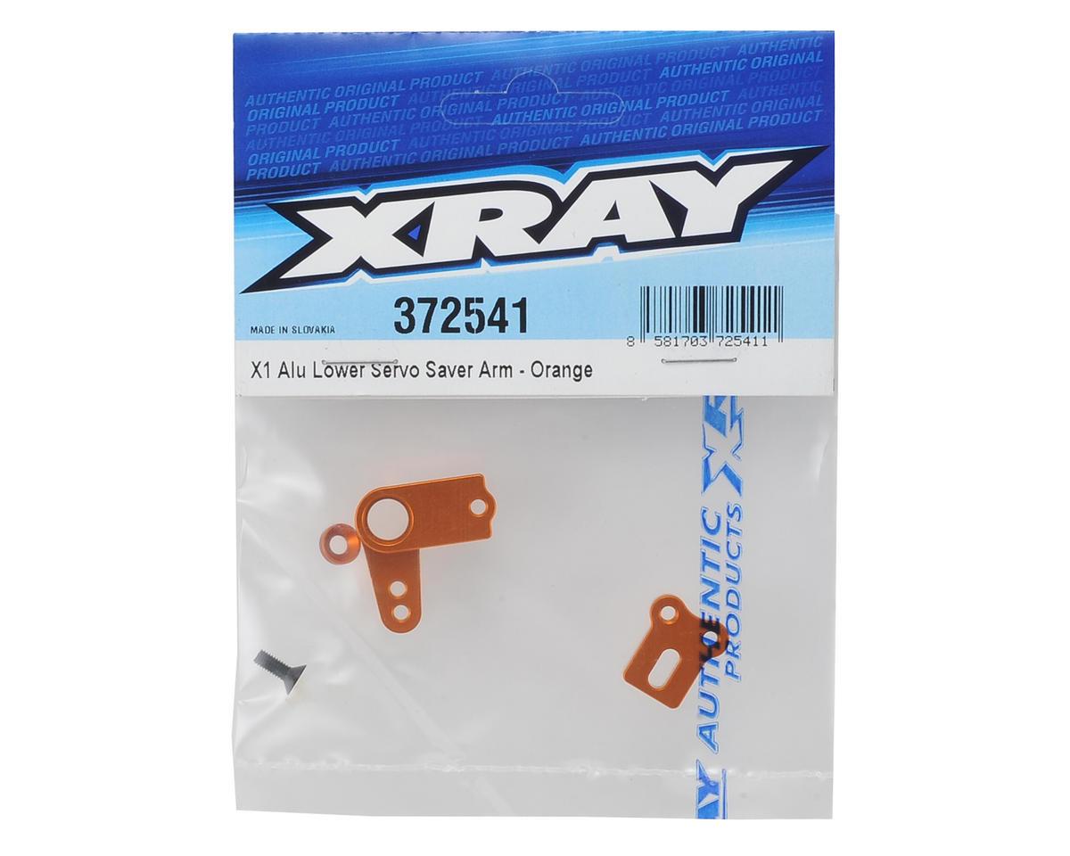 XRAY X1 Aluminum Servo Saver Set