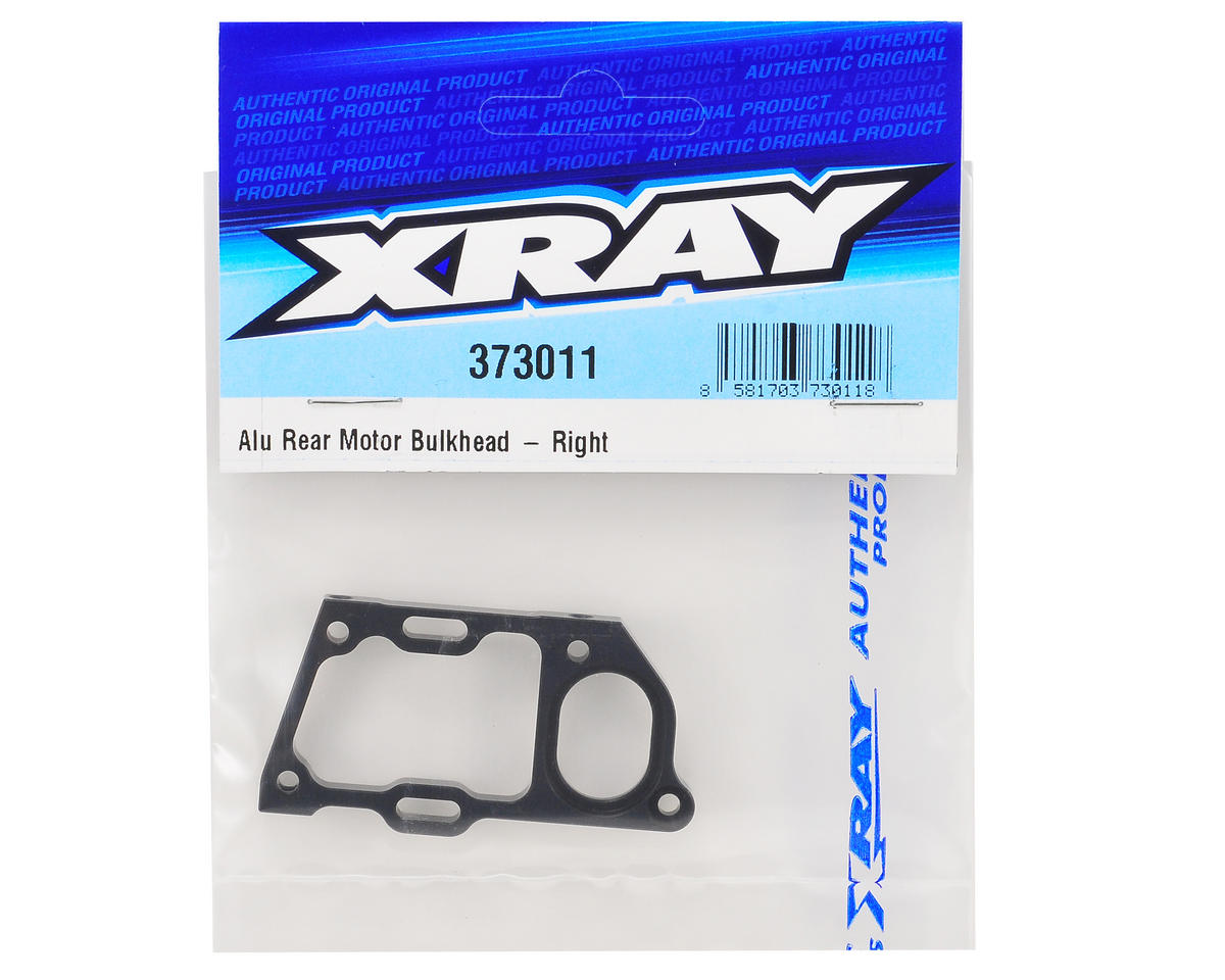 XRAY Aluminum Right Rear Bulkhead