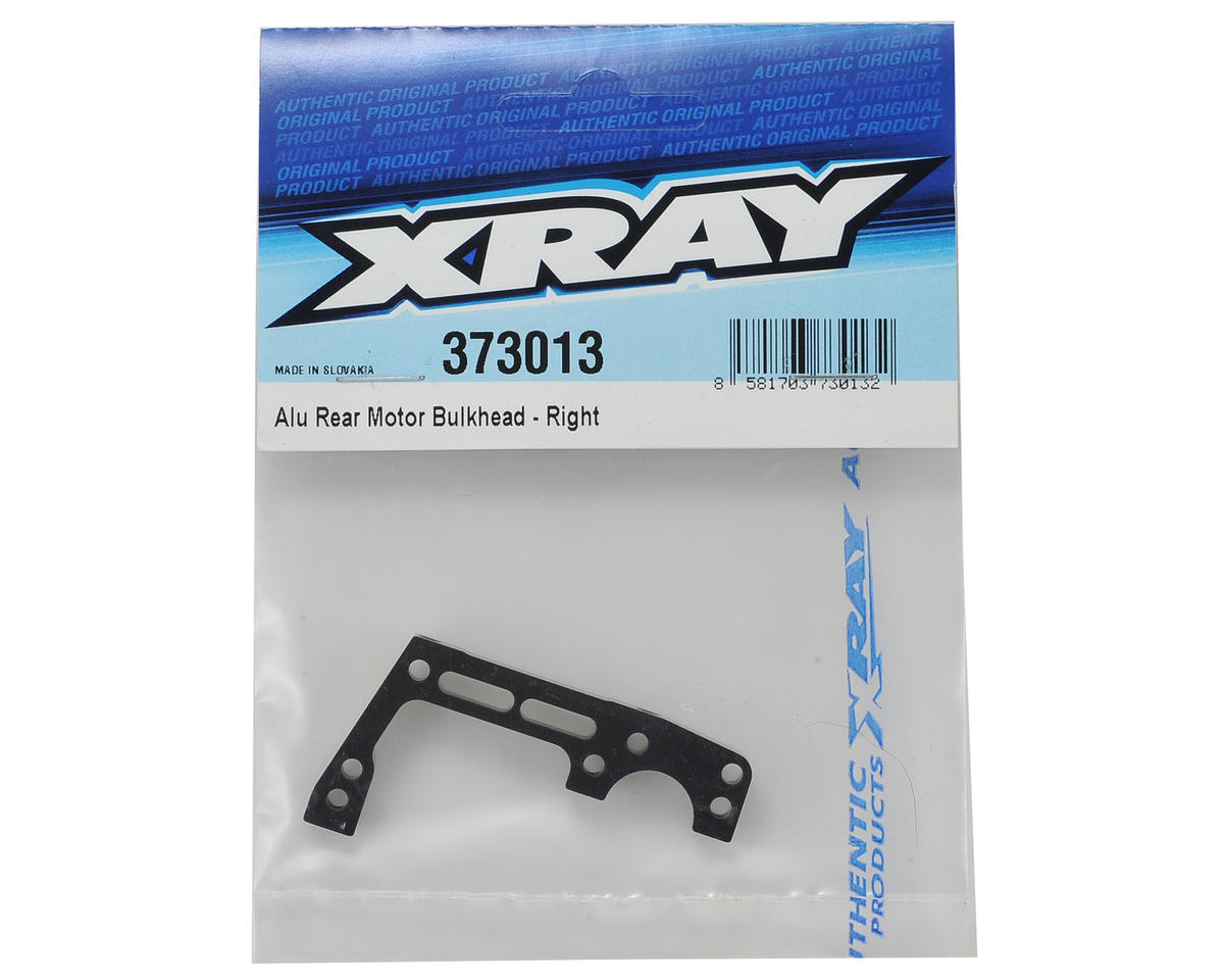 XRAY X12 2016 Aluminum Rear Bulkhead (Right)