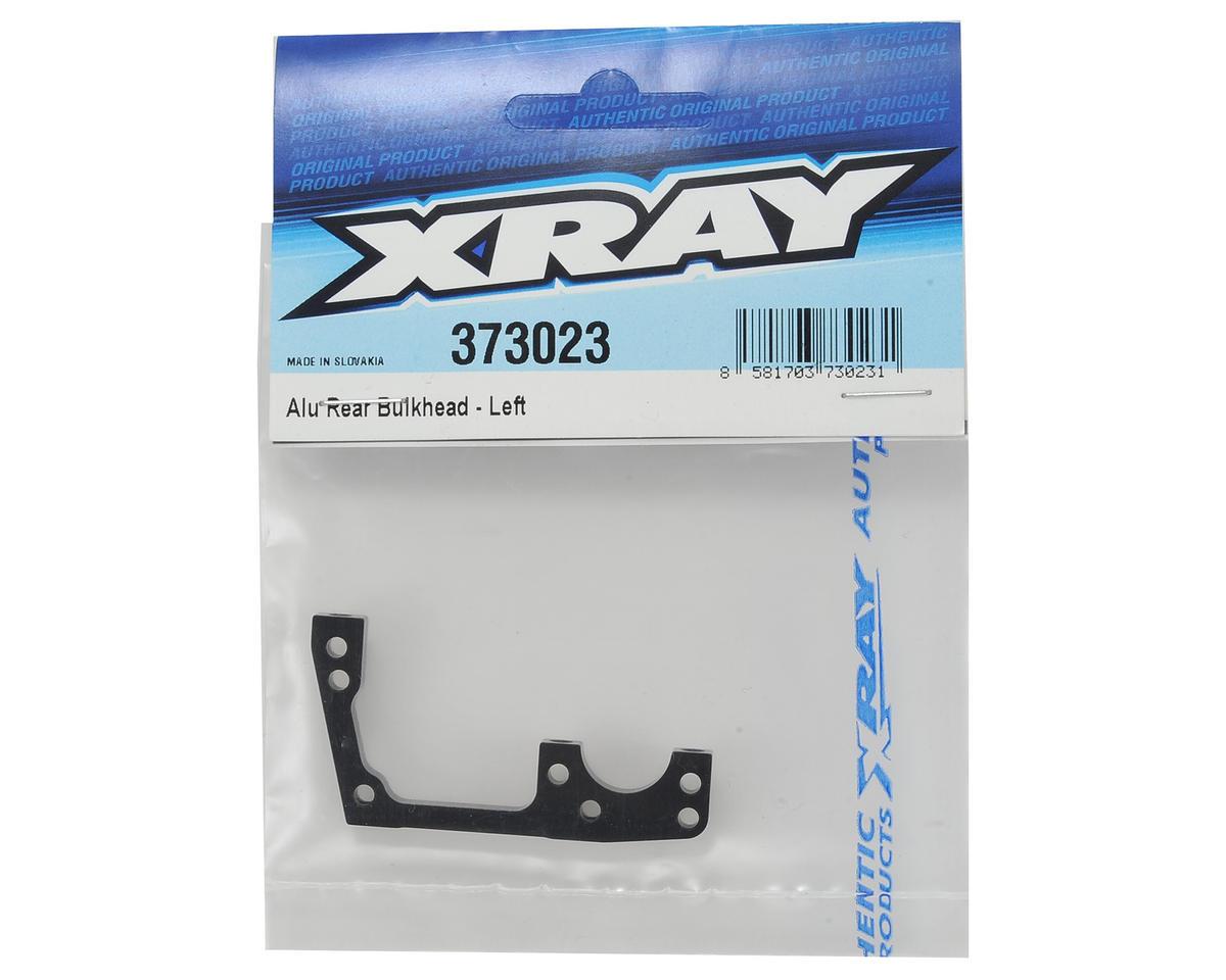 XRAY X12 2016 Aluminum Rear Bulkhead (Left)