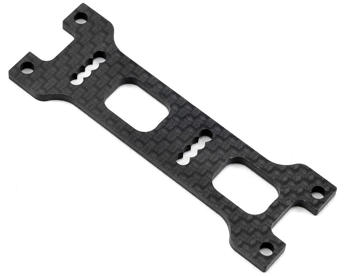 XRAY 2.5mm Graphite X1 Rear Bulkhead Brace