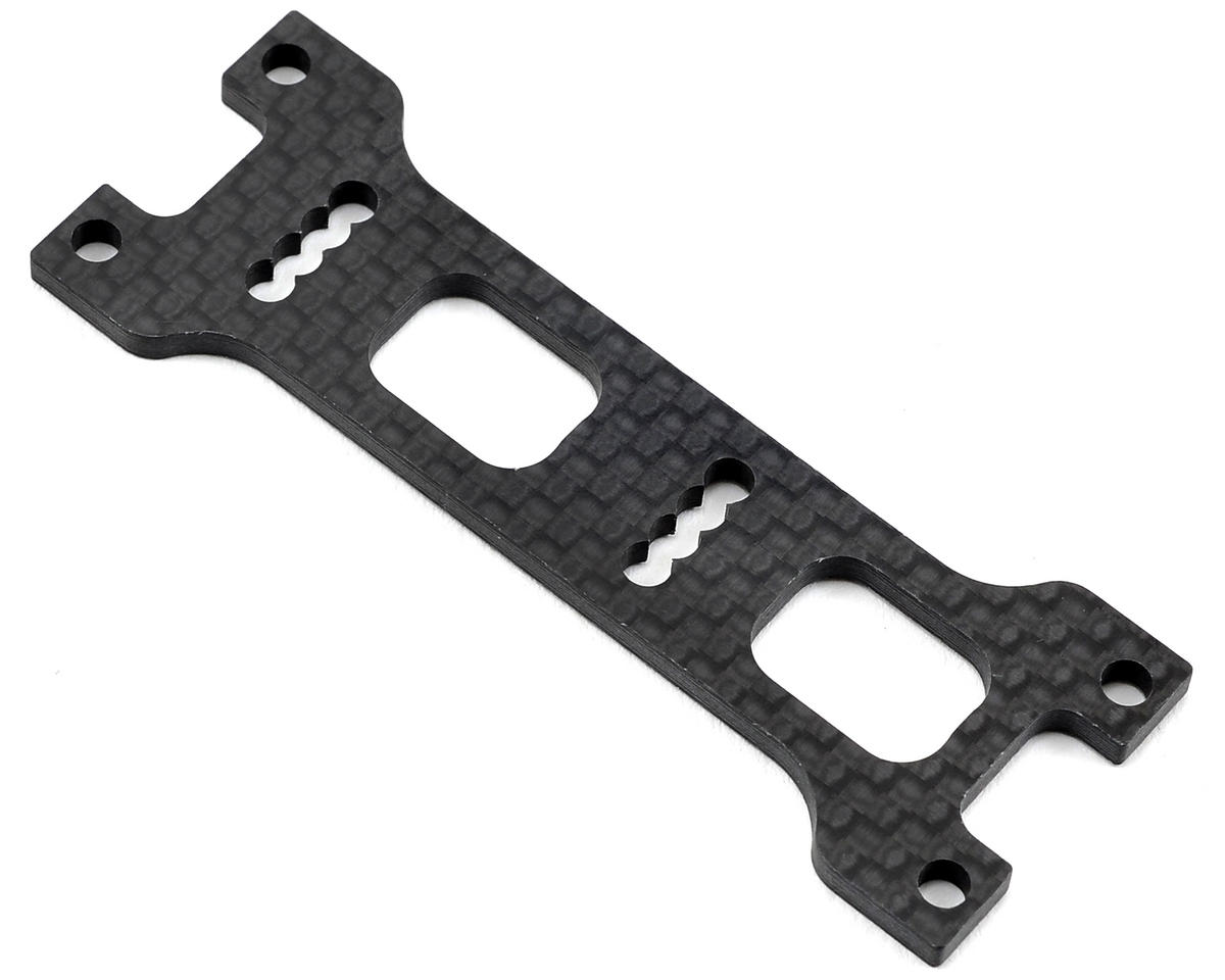 XRAY 2.5mm Graphite X1 Rear Bulkhead Brace