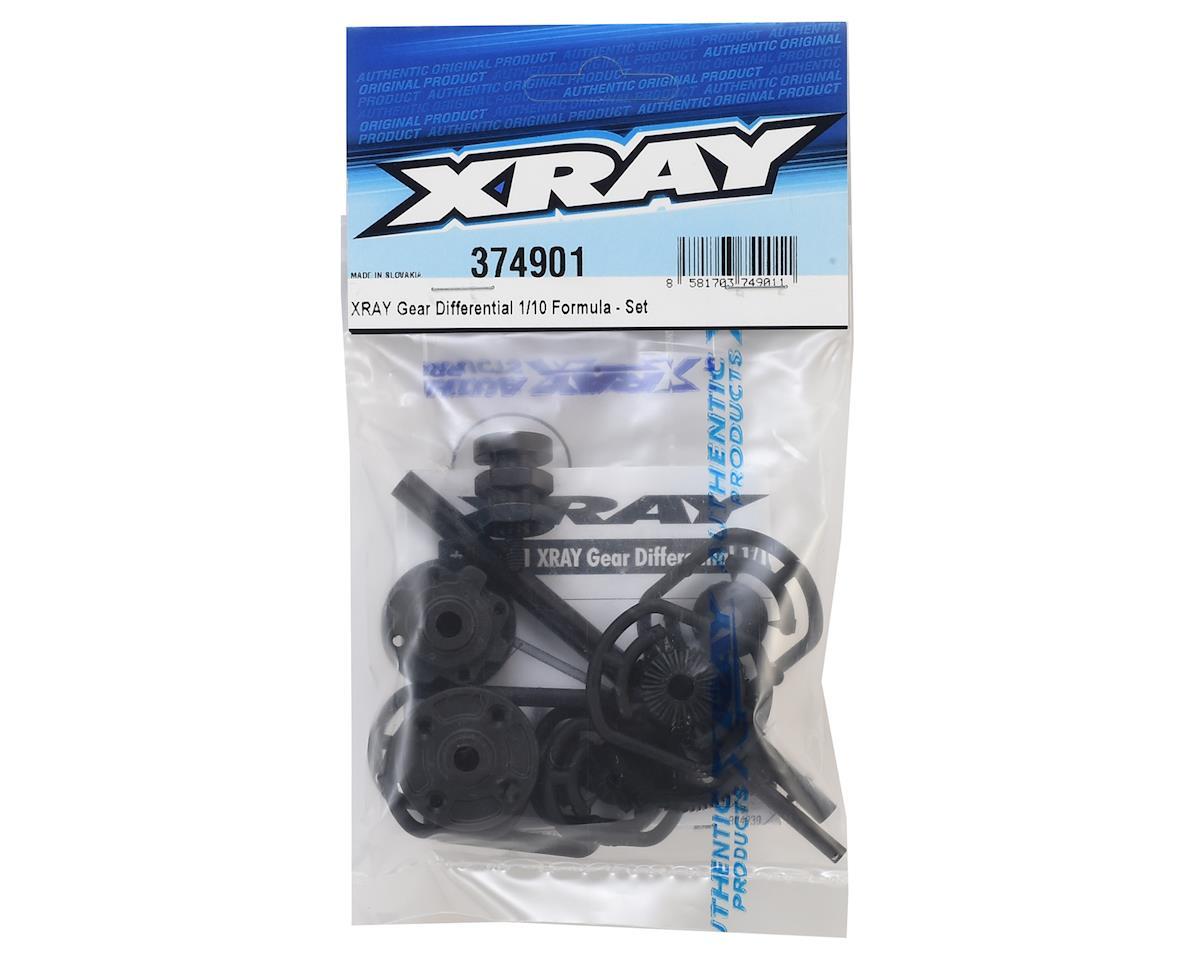 XRAY X1 1/10 Formula Car Gear Differential Set