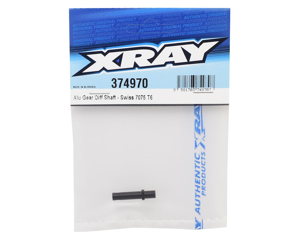 Image 2 for XRAY Aluminum Gear Differential Shaft