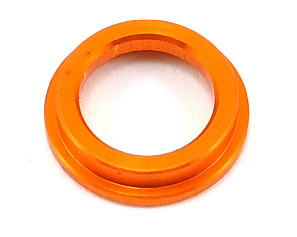 Aluminum Differential Hub (Orange) by XRAY