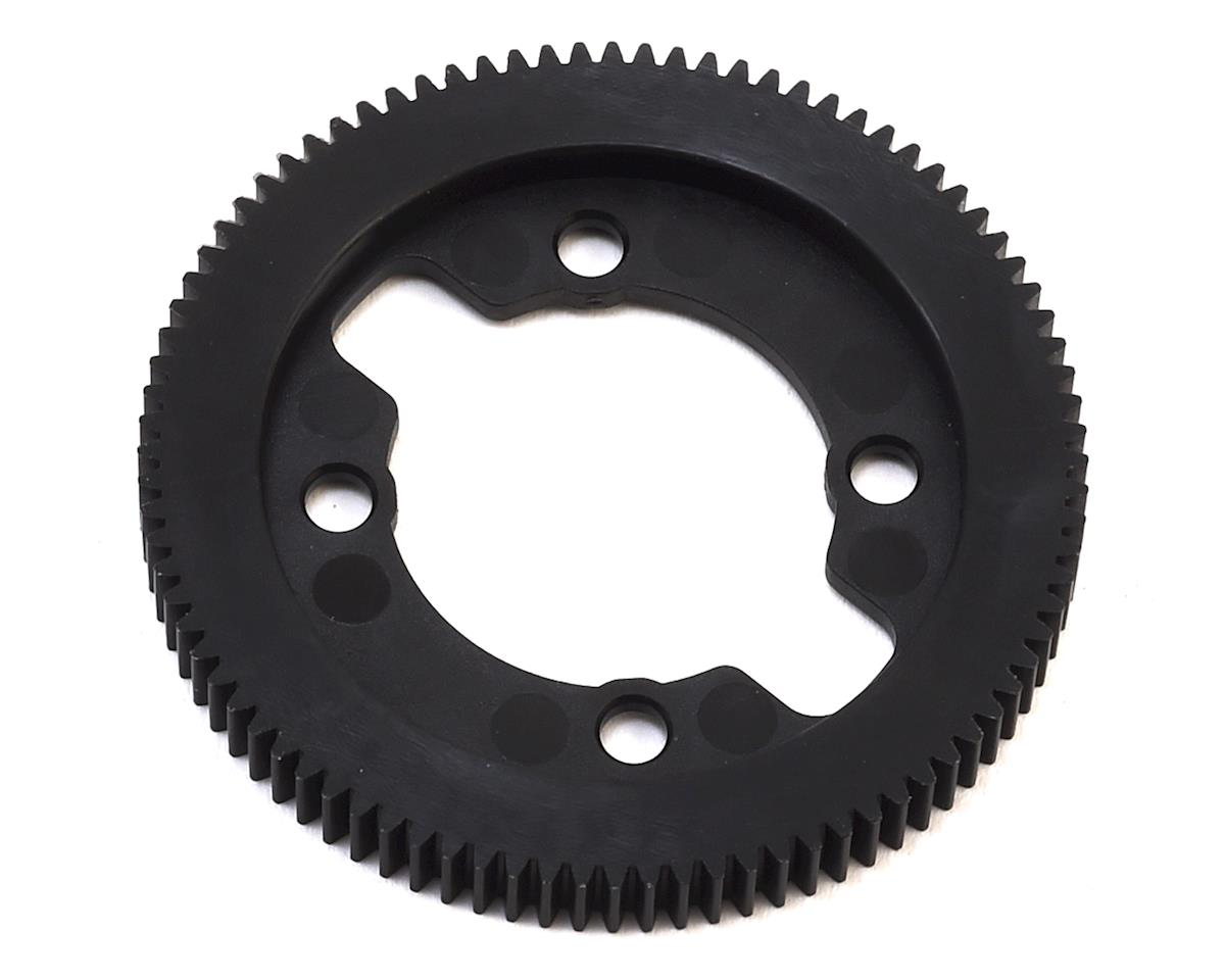 64P Composite Gear Diff Spur Gear (88T) by XRAY