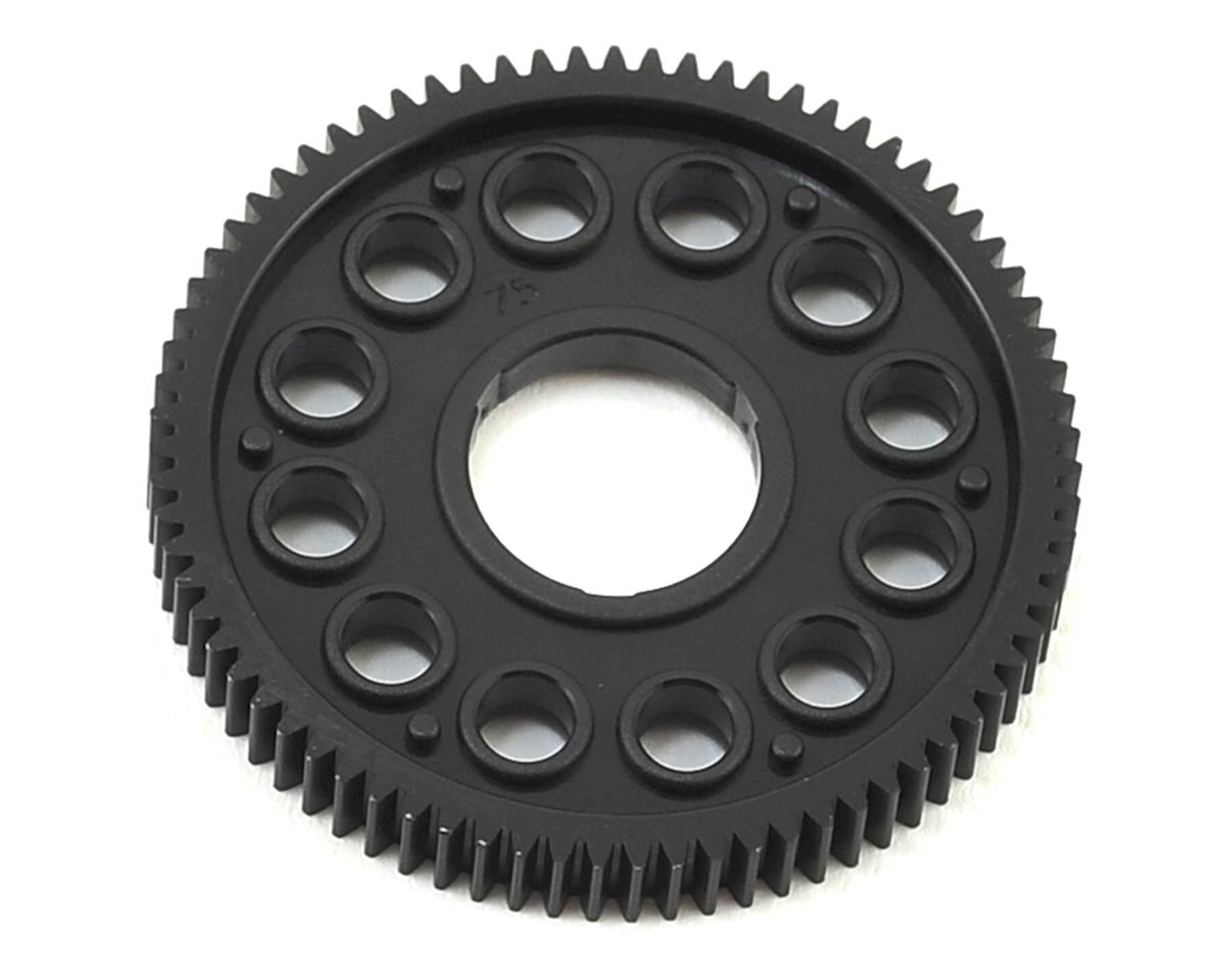64P Composite Spur Gear (75T) by XRAY