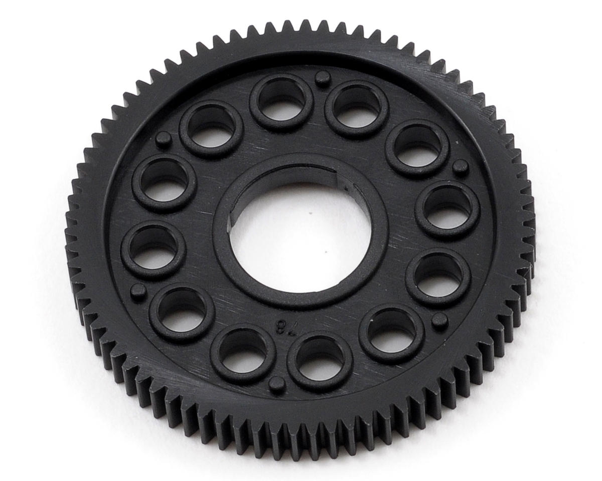 64P Composite Spur Gear (78T) by XRAY