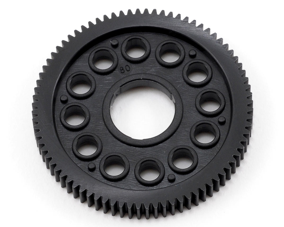 64P Composite Spur Gear (80T) by XRAY