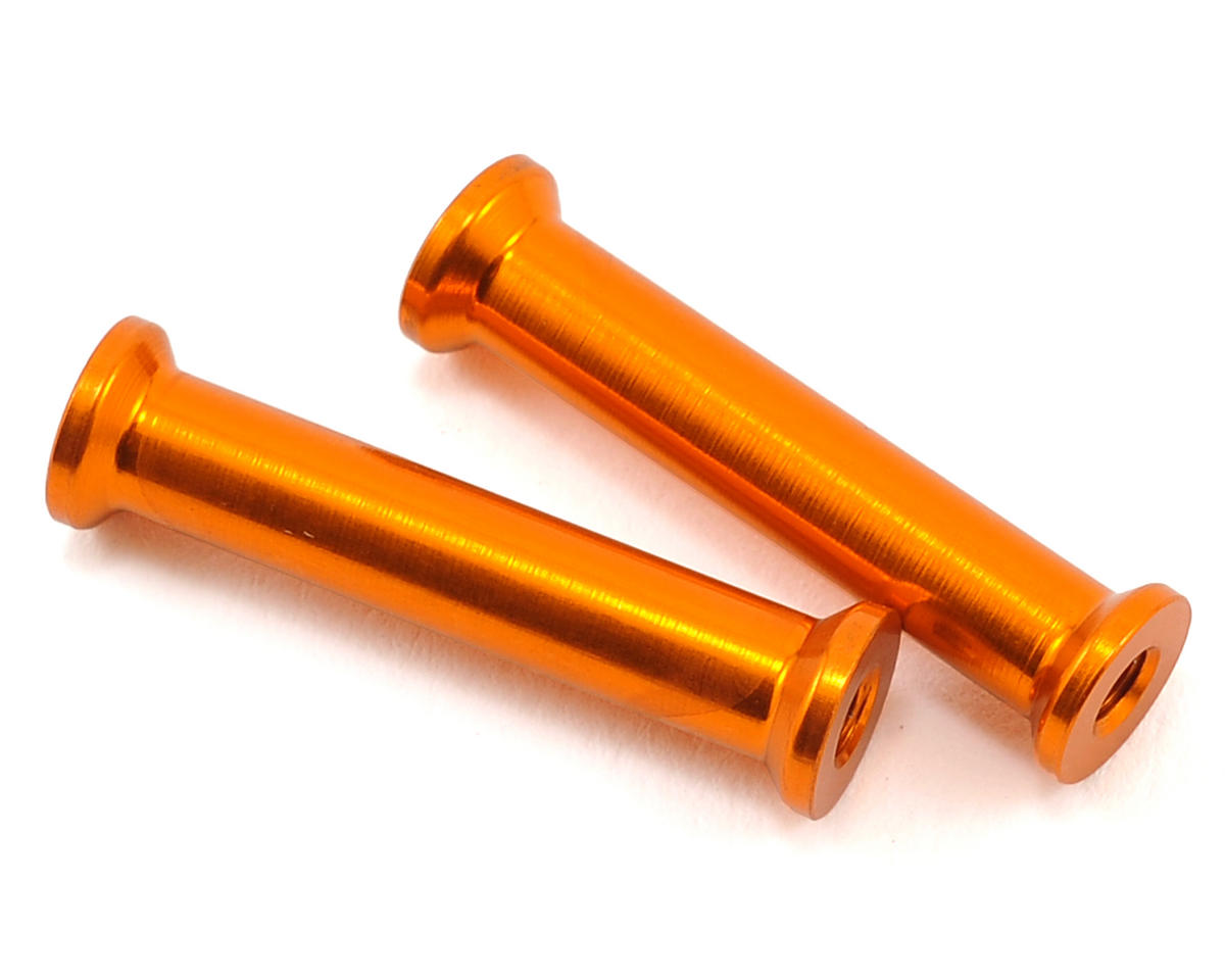 XRAY 26.5mm Aluminum Mount (Orange) (2)