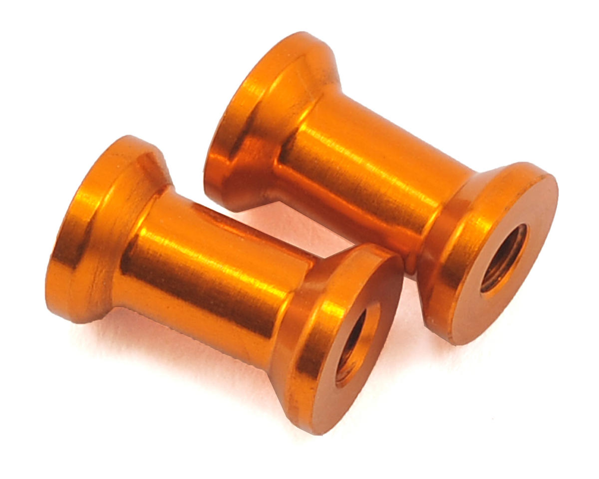 XRAY 10.8mm Aluminum Mount (Orange) (2)