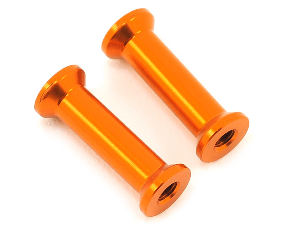 XRAY 18.0mm Aluminum Mount (Orange) (2)