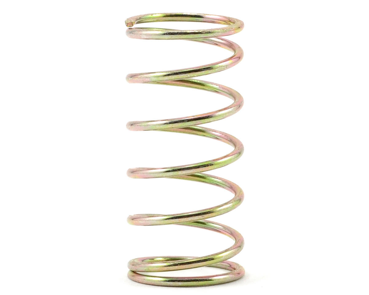 XRAY Rear Center Shock Spring C=1.8 (Gold)