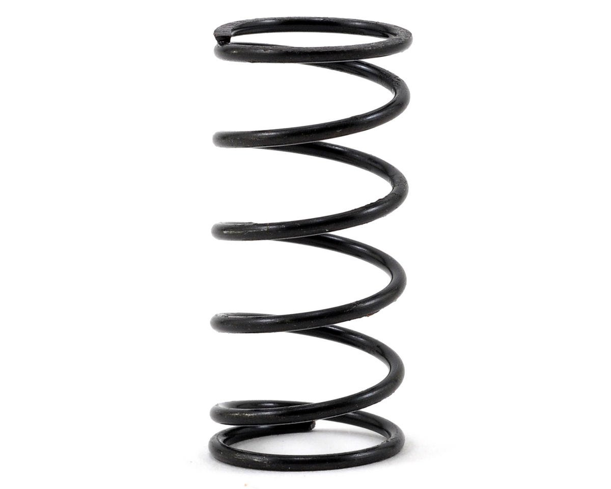 Rear Center Shock Spring C=2.1 (Black) by XRAY