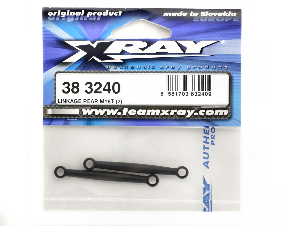 XRAY Linkage Rear (M18T) (2)