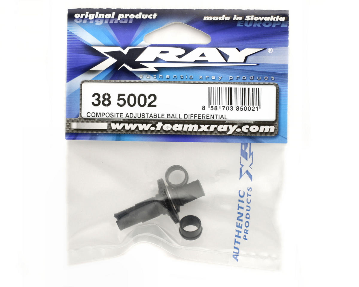 XRAY Composite Adjustable Ball Differential