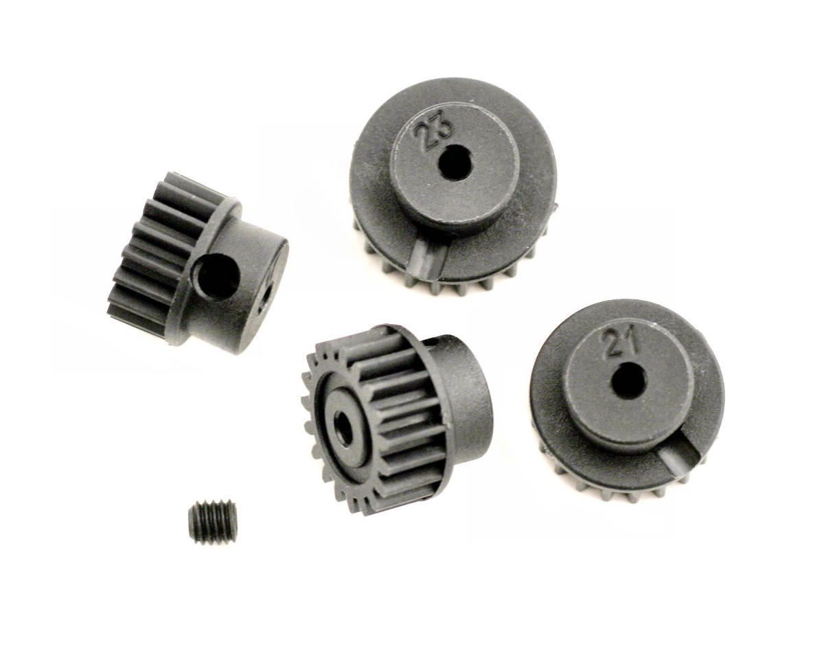 XRAY Composite Pinion Set (17,19,21,23)