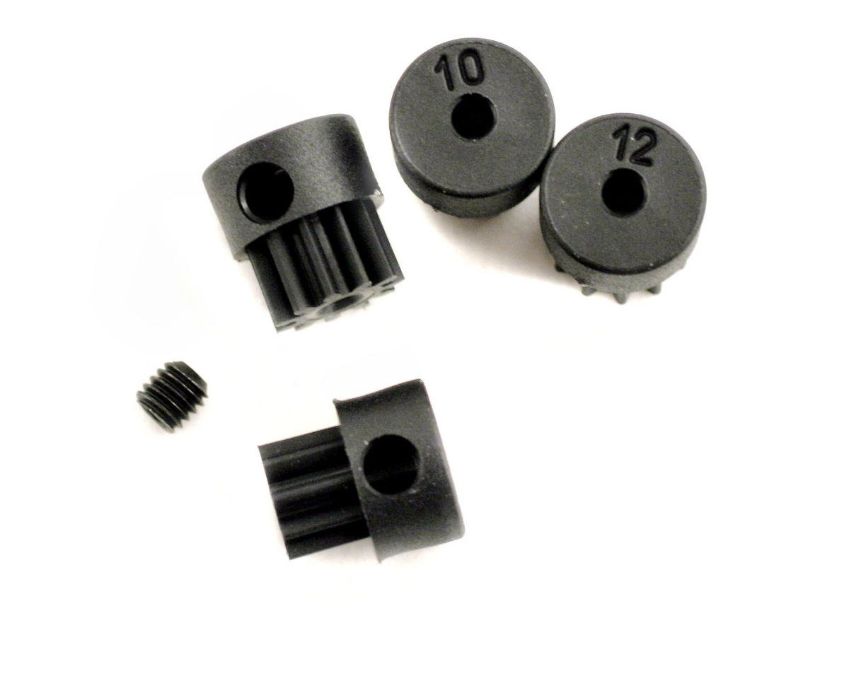 Composite Pinion Set (9,10,11,12) by XRAY