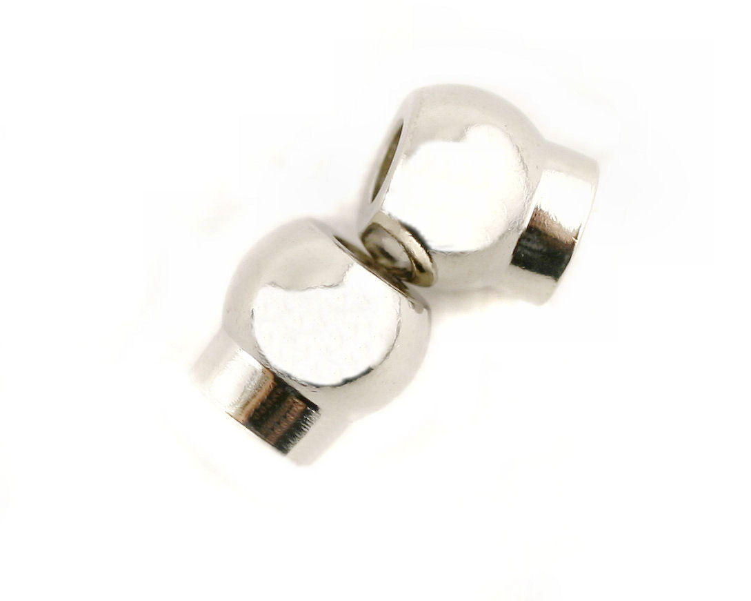 XRAY Nickel Coated 6.3mm Pivot Ball (M18T - Type D) (2)