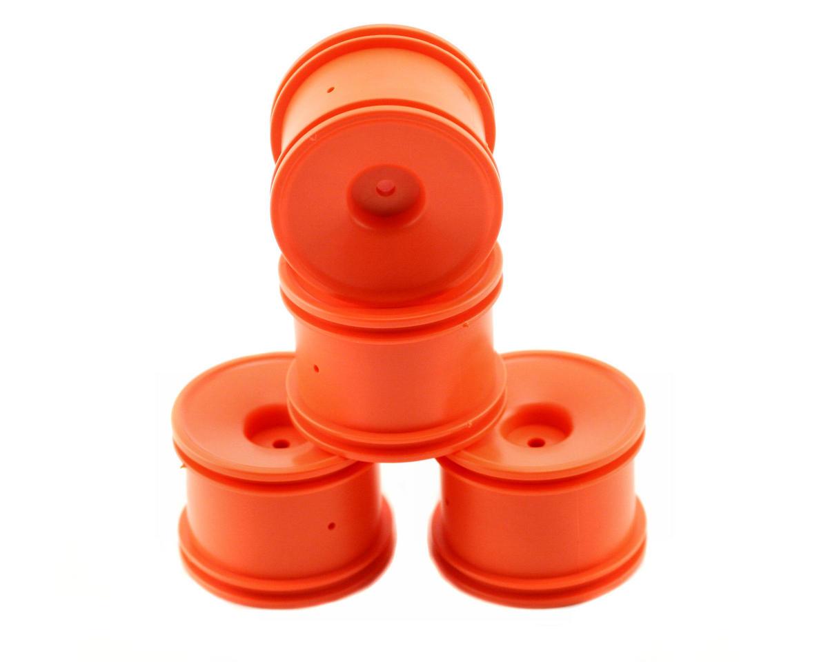XRAY Aerodisk Wheels (M18T) (4) (Orange)