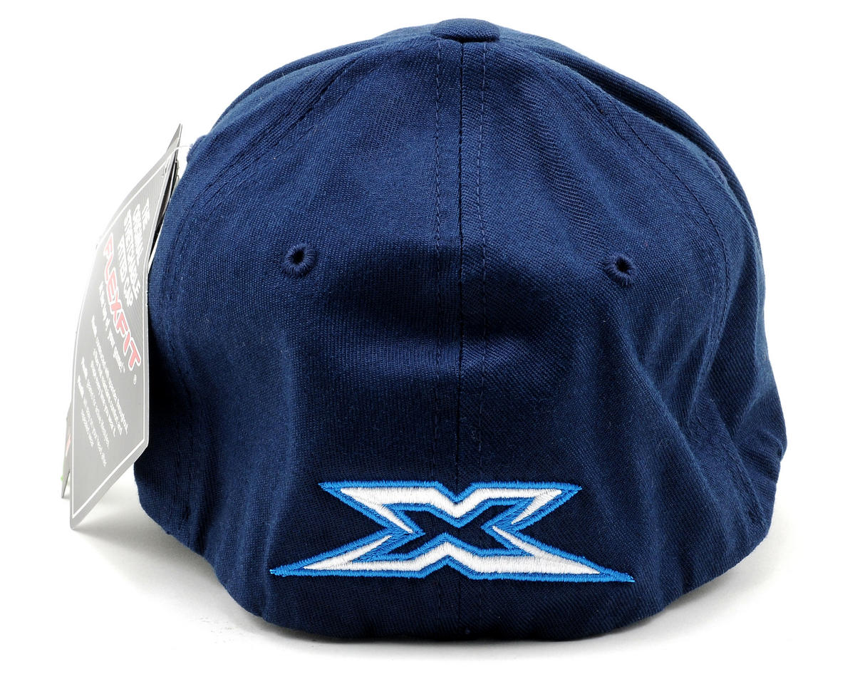 XRAY Flexfit Cap (Blue) (Blue) (L/XL)