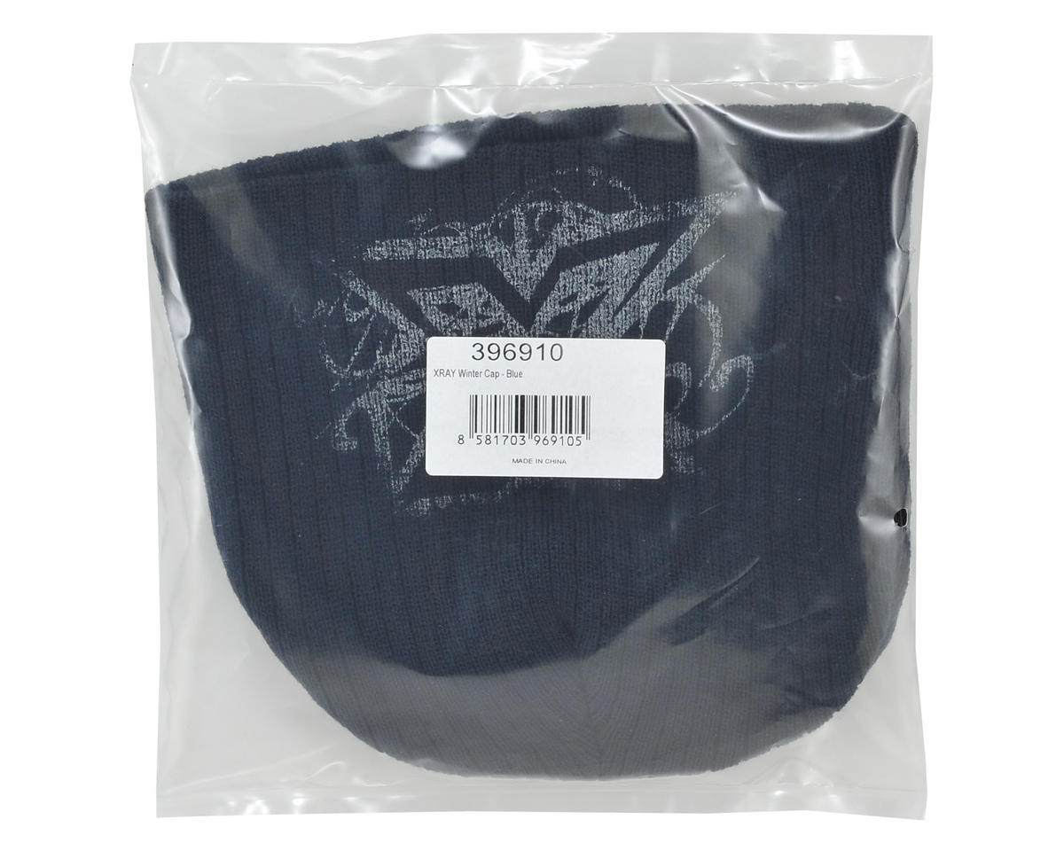 XRAY Winter Cap (Blue)