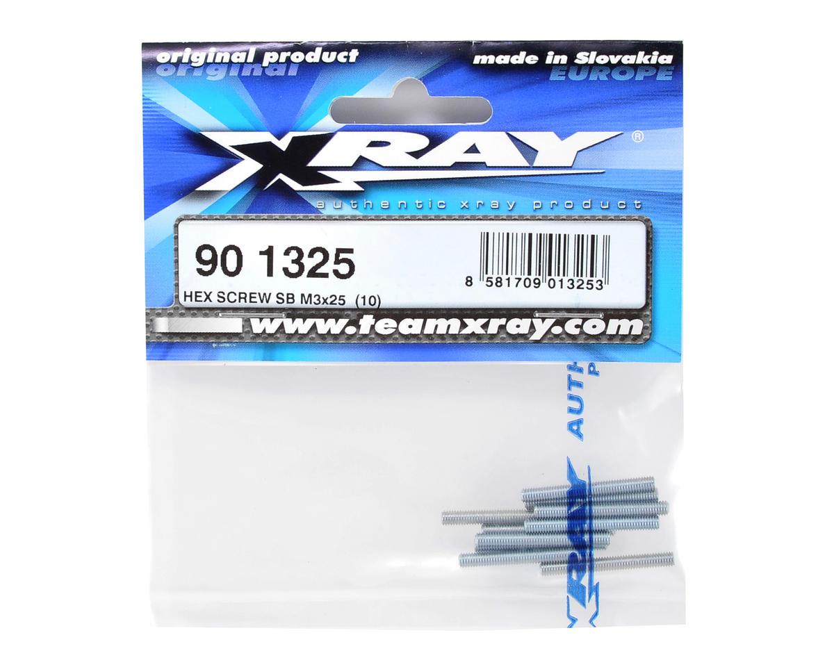 3x25mm Set Screw (10) by XRAY