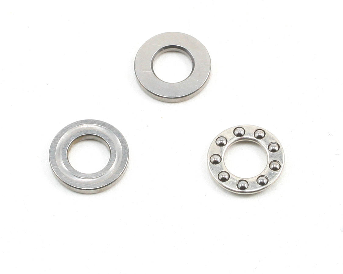 5x10x4mm F5-10 Carbide XCA Clutch Ball Bearing by XRAY