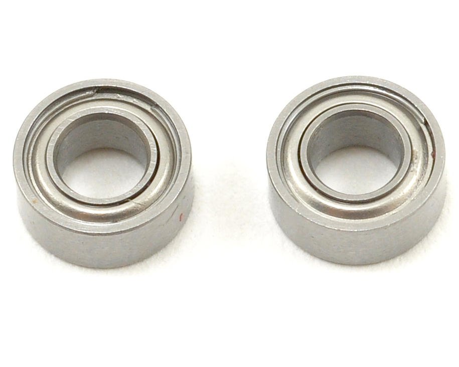 3x6x2.5mm Ball Bearing Set (2) by XRAY