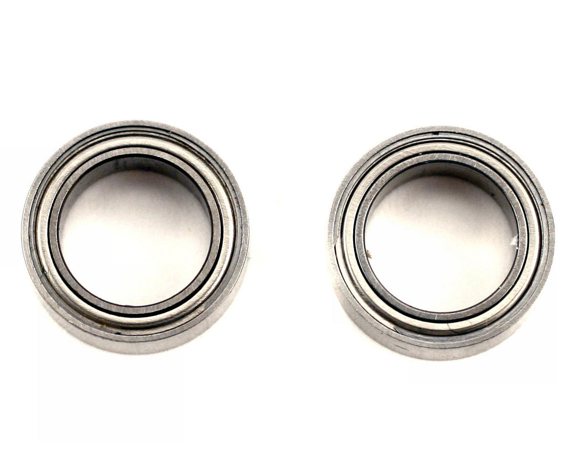 8x12x3.5mm Ball-Bearing MR128ZZ (2) by XRAY