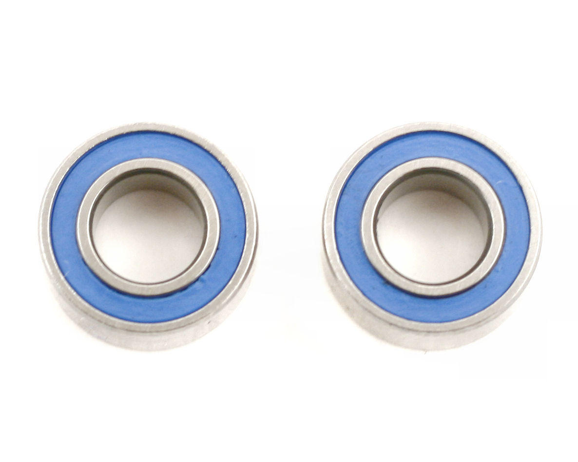 XRAY 5x10x4mm High Speed Ball Bearing (2) (Rubber Sealed)