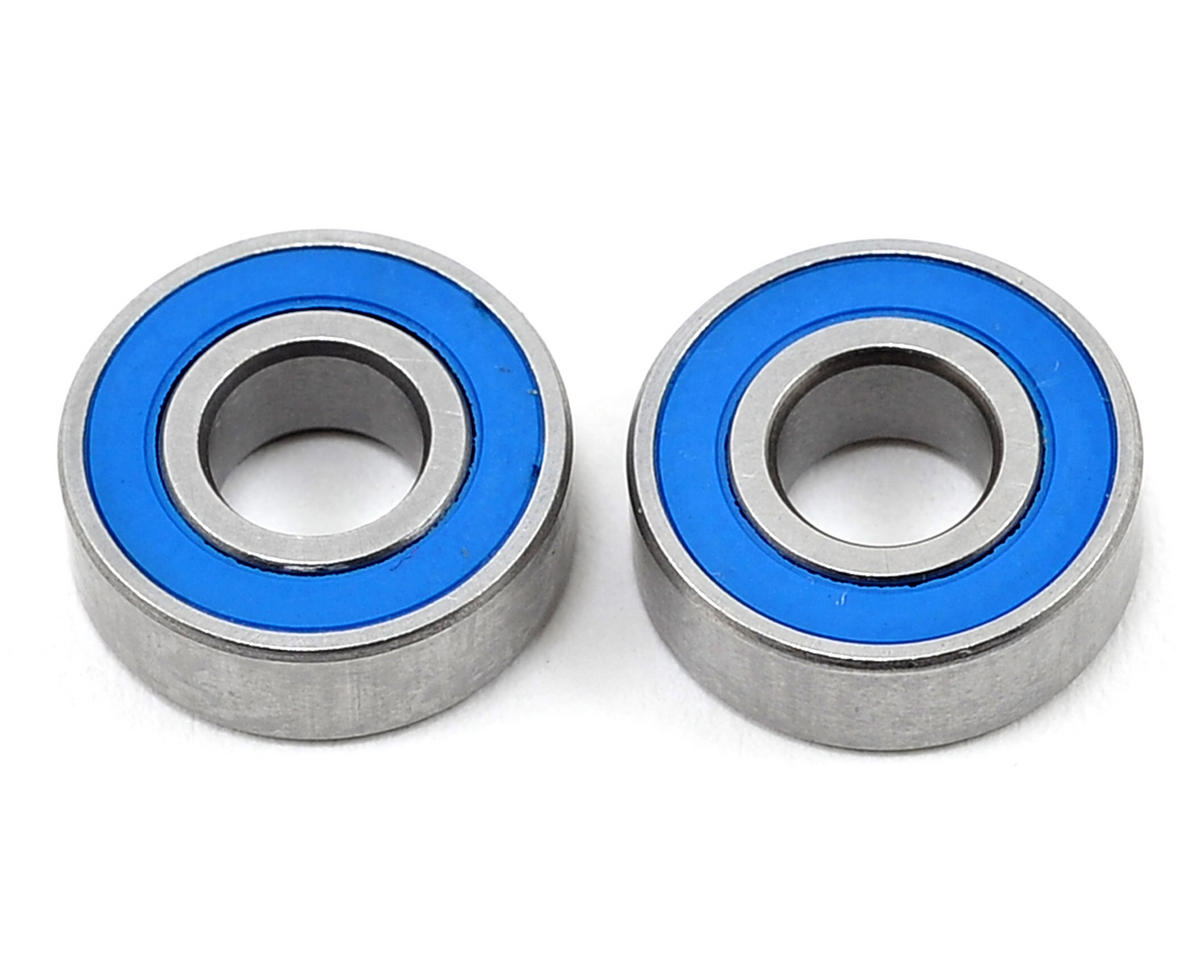 XRAY 5x12x4mm High-Speed Ball Bearing Set (2)