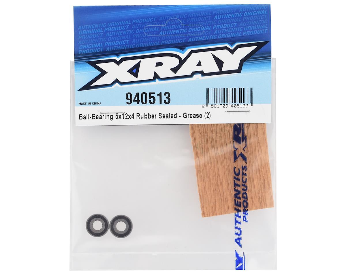 XRAY 5x12x4mm Ball Bearing (2)