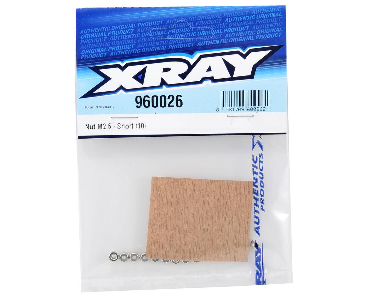 XRAY M2.5 Short Nut (10)
